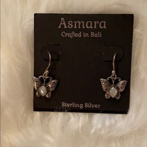 NWT Butterfly Earrings